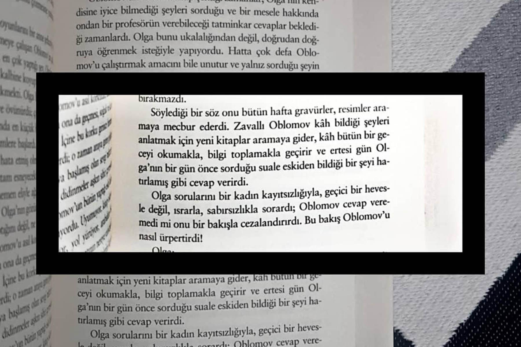 Oku-Yorum / Oblomov